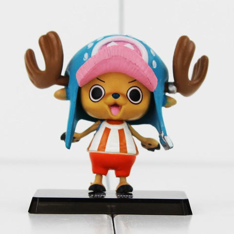 FIGURINE TONY-TONY CHOPPER (6 CM) ONE PIECE - LIVRAISON GRATUITE !
