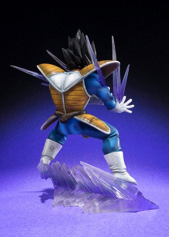 FIGURINE VEGETA GALICK GUN (15CM) DRAGON BALL Z - LIVRAISON GRATUITE !