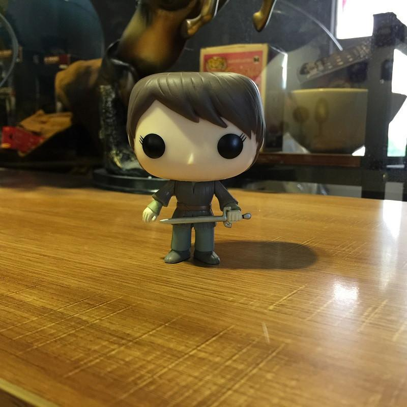 FIGURINE ARYA STARK GAME OF THRONES (10 CM) - LIVRAISON GRATUITE !
