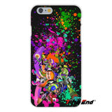 COQUE SPLATOON INKLING SQUID POUR IPHONE (4 ILLUSTRATIONS) - LIVRAISON GRATUITE !
