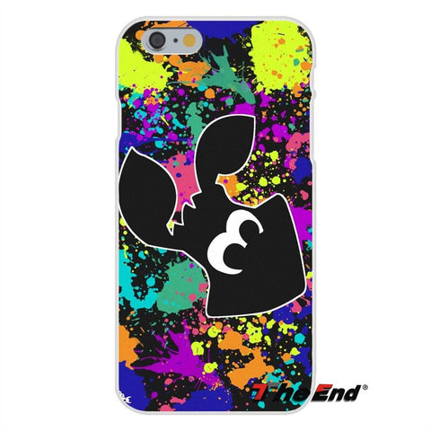 COQUE SPLATOON SQUID POUR IPHONE (2 ILLUSTRATIONS) - LIVRAISON GRATUITE !