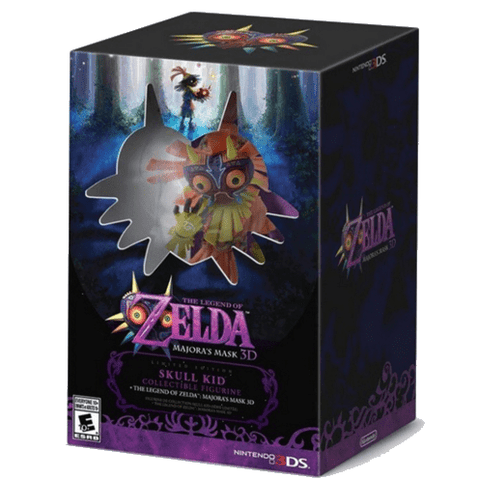 FIGURINE MAJORAS MASQUE THE LEGEND OF ZELDA - LIVRAISON GRATUITE !