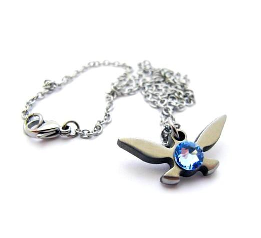 COLLIER NAVI THE LEGEND OF ZELDA - LIVRAISON GRATUITE !