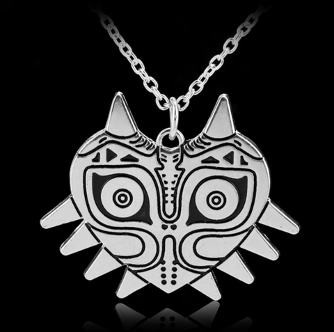 COLLIER MAJORAS MASQUE THE LEGEND OF ZELDA - LIVRAISON GRATUITE !