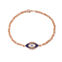 Load image into Gallery viewer, Evil eye - Men bracelet