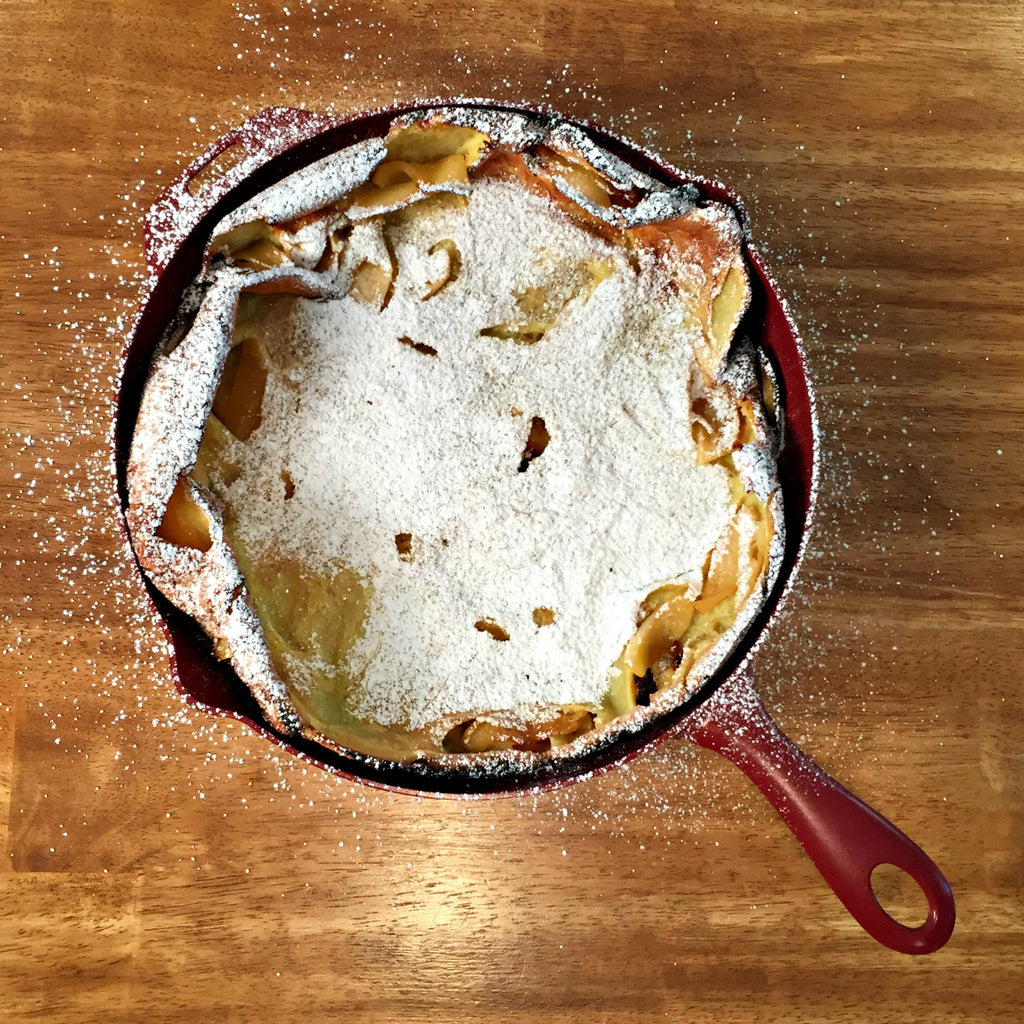 Recipe Idea: Dutch Baby Pancakes