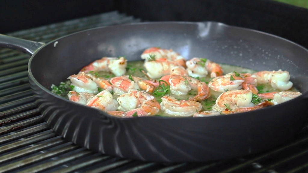 Recipe Idea: Shrimp Scampi