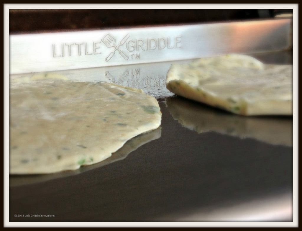 Frozen Scallion Pancakes