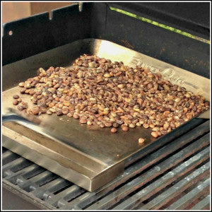 Griddle Coffee Roasting