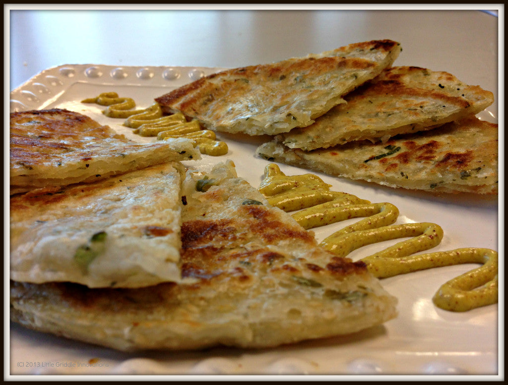 Recipe Idea: Scallion Pancakes