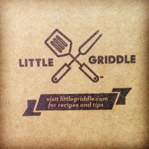 Little Griddle at the HPBA Show