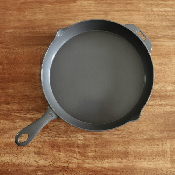 "ANYWARE™ Classic 12"" Ceramic Skillet - Gray"