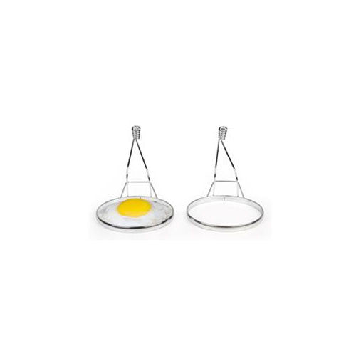 Stainless Steel Egg Rings (Pair)
