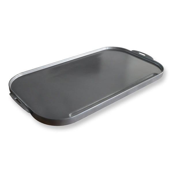 ANYWARE™ Ceramic Double Burner Griddle - Gray