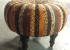 Custom Tuffets by That's Sew Marti! - Animal Prints