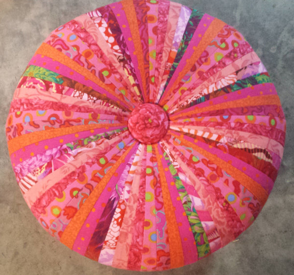 Custom Tuffets by That's Sew Marti! - Pink Bliss