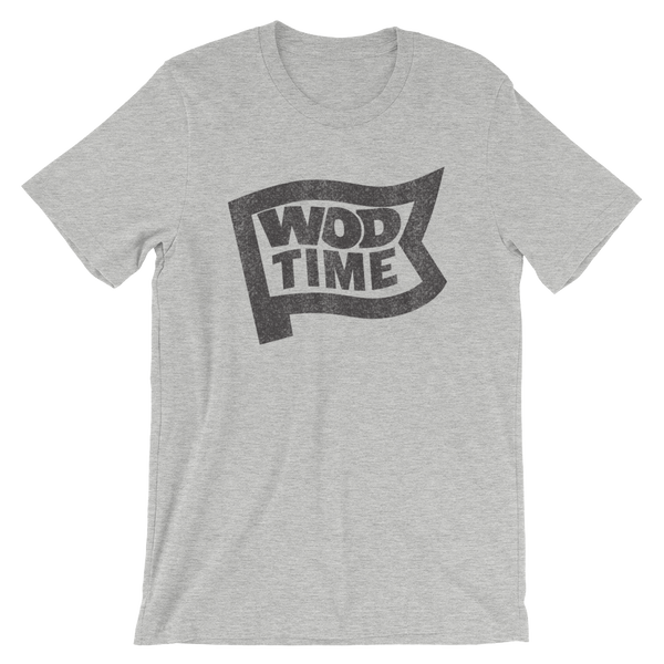 WOD TIME - Short-Sleeve Unisex T-Shirt