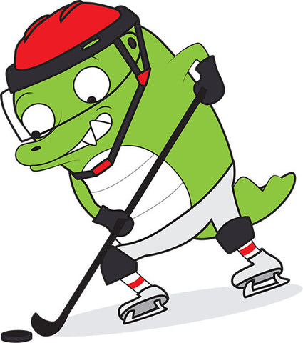 Ice Hockey Big Crocodile