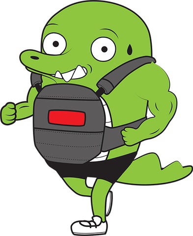 weight Vest Big Crocodile
