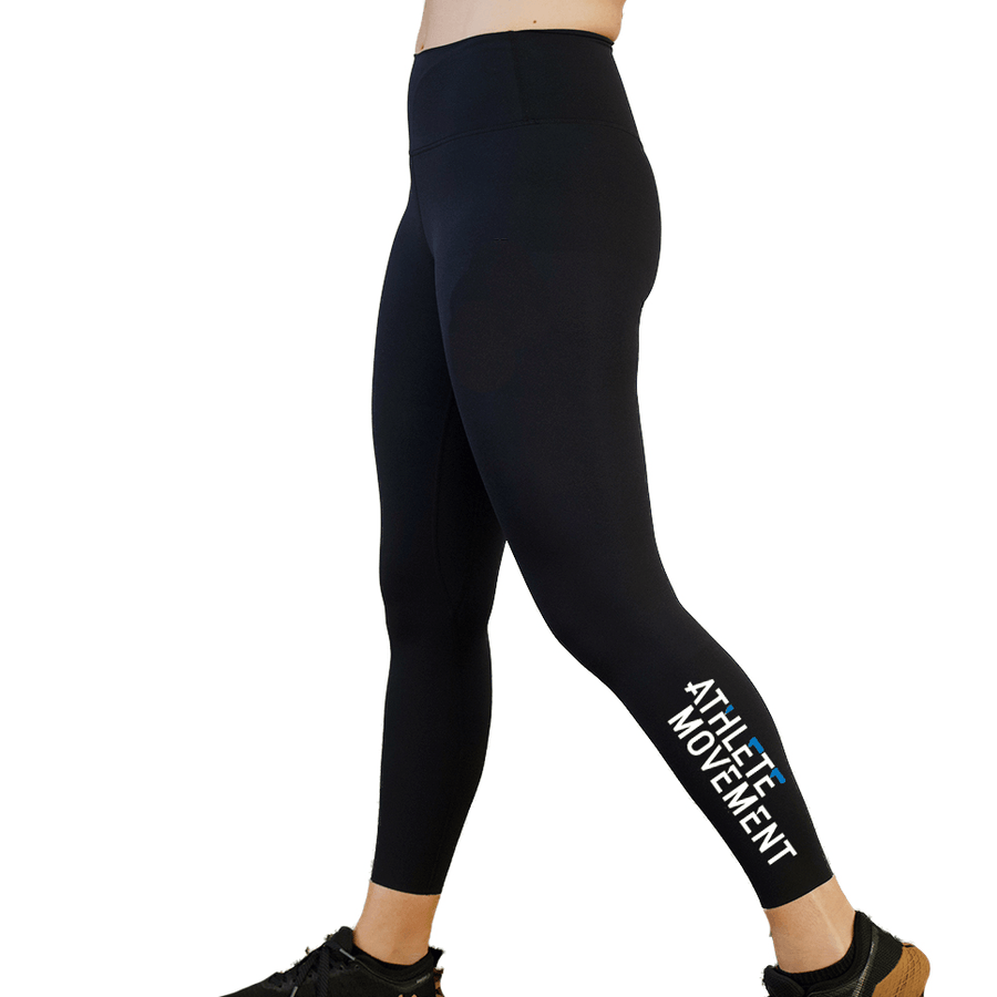 Athlete Movement Sublime Sports Leggings - Big Crocodile