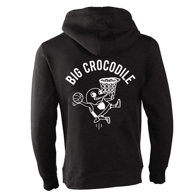Basketball Luxury Hoodie - Big Crocodile