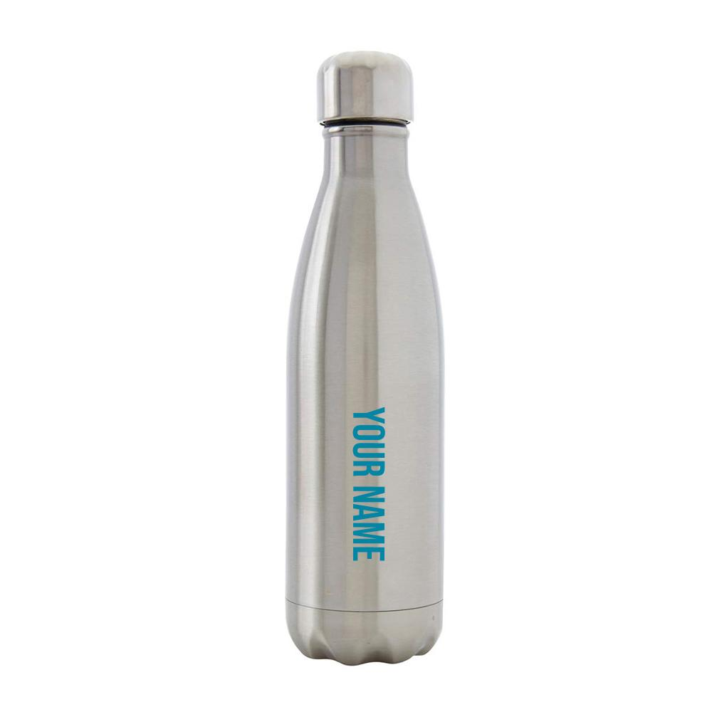 Bottle - 360 Body Training - White Metal Bottle