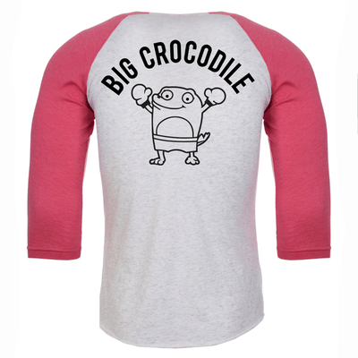 Boxer Baseball Top - Big Crocodile