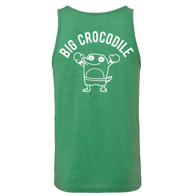 Boxer Mens Vest - Big Crocodile