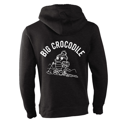 Hiker Luxury Hoodie - Big Crocodile