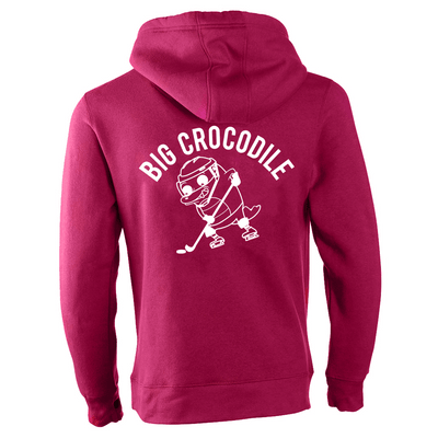 Ice Hockey Luxury Hoodie - Big Crocodile