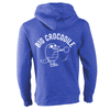 Kettle Bell Luxury Hoodie - Big Crocodile