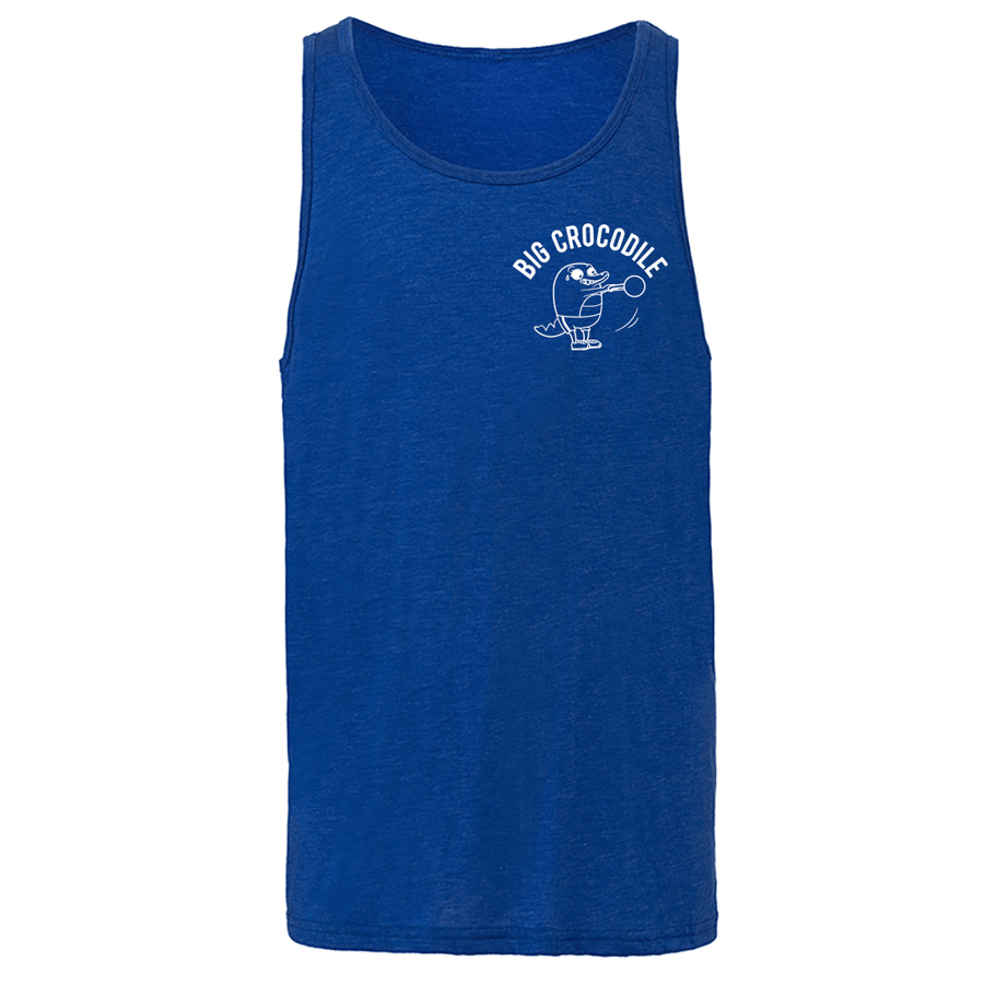 Kettle Bell Mens Vest - Big Crocodile
