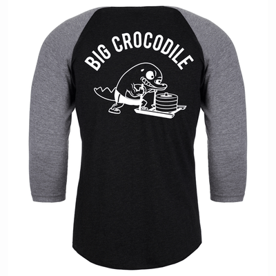 Prowler Baseball Top - Big Crocodile