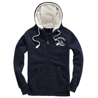 Prowler Fleece Lined Zip Up Hoodie - Big Crocodile