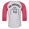 Pull Up Baseball Top - Big Crocodile