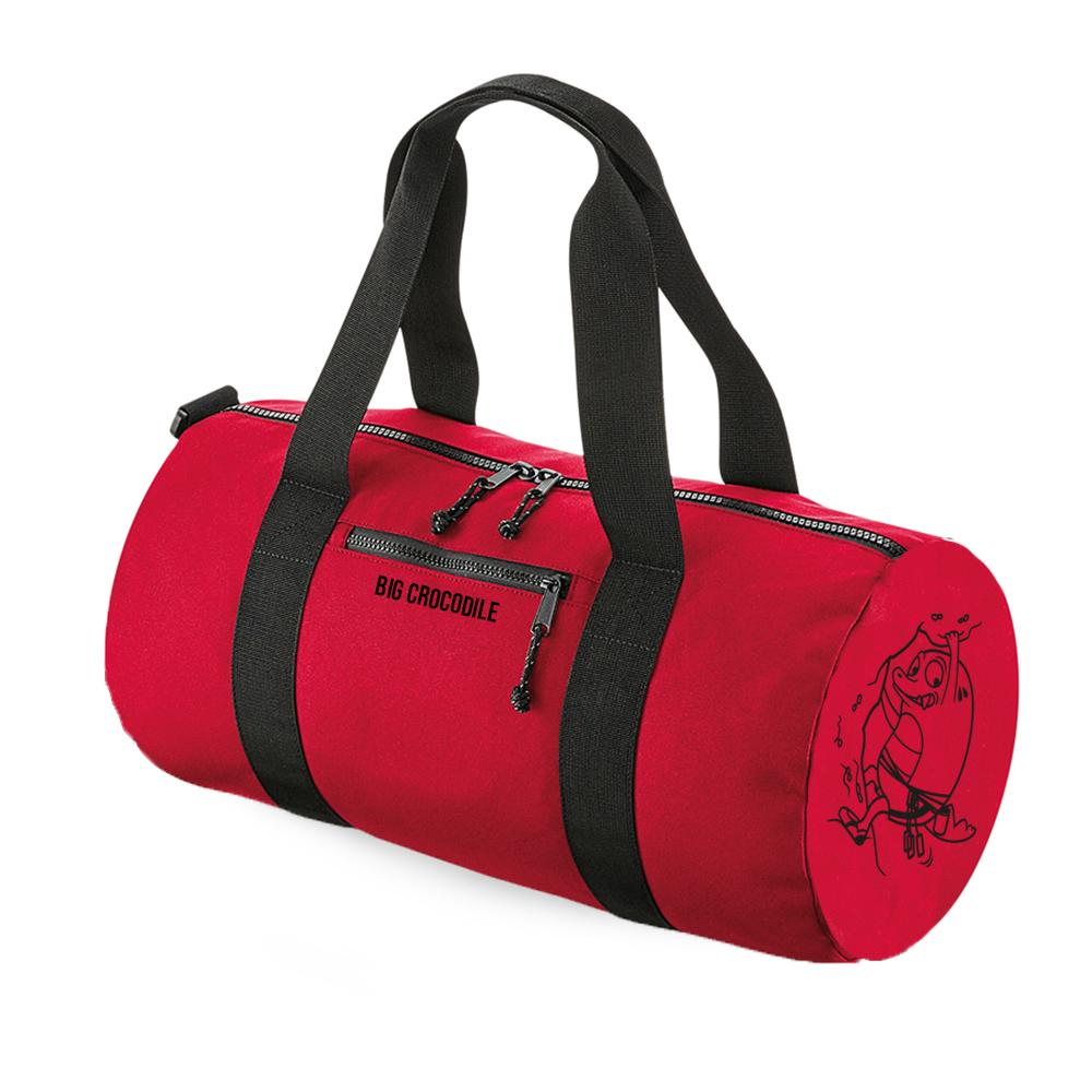 Red Barrel Bag - Choose Your Croc