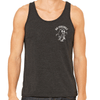 Skateboarder Mens Vest - Big Crocodile