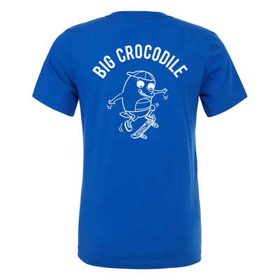 skateboarder t shirt - Big Crocodile