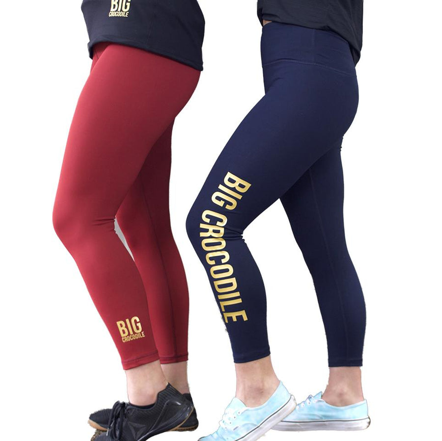 Sports leggings - Big Crocodile