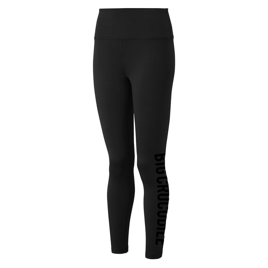Sports Leggings- Black On Black