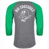 Strong Man Baseball Top - Big Crocodile
