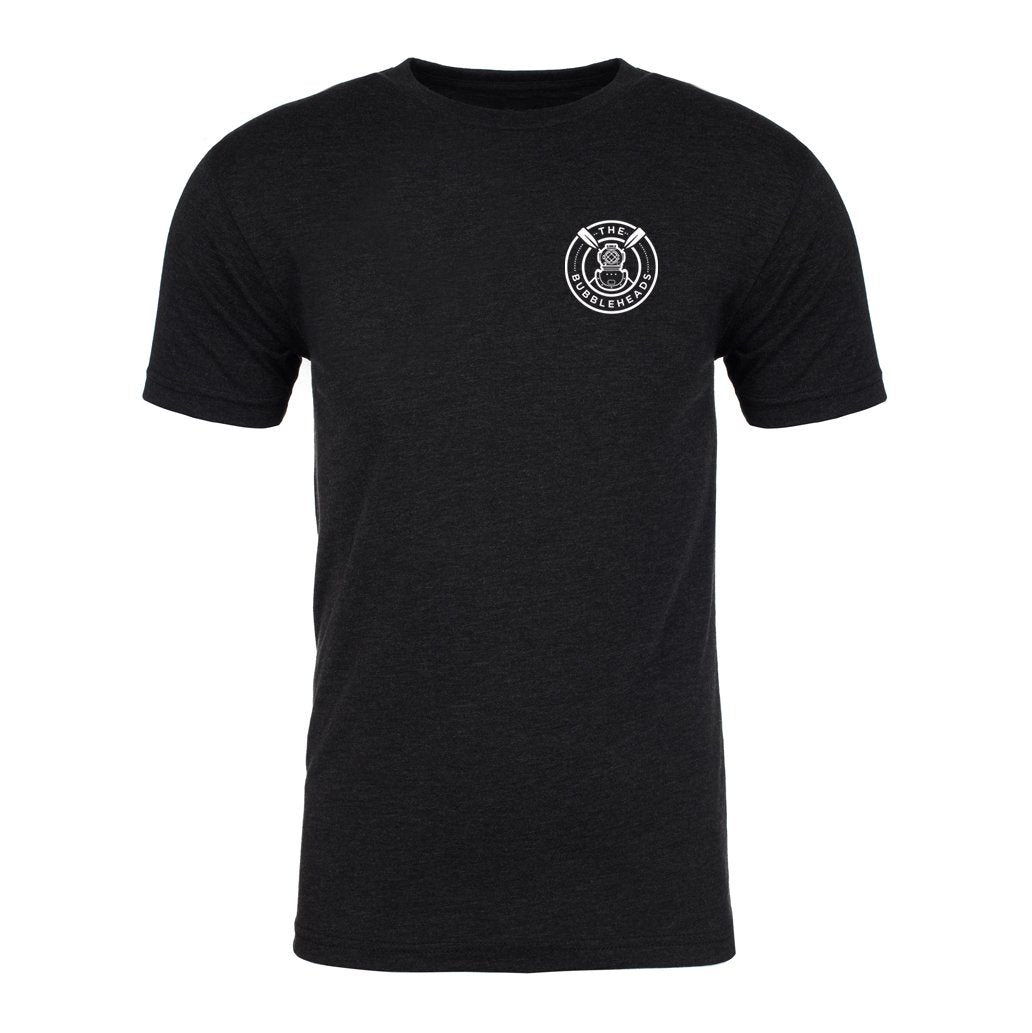 T Shirt - Copy Of Bubbleheads T Shirt - Athletic Black