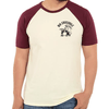 Drummer Varsity T Shirt - Big Crocodile