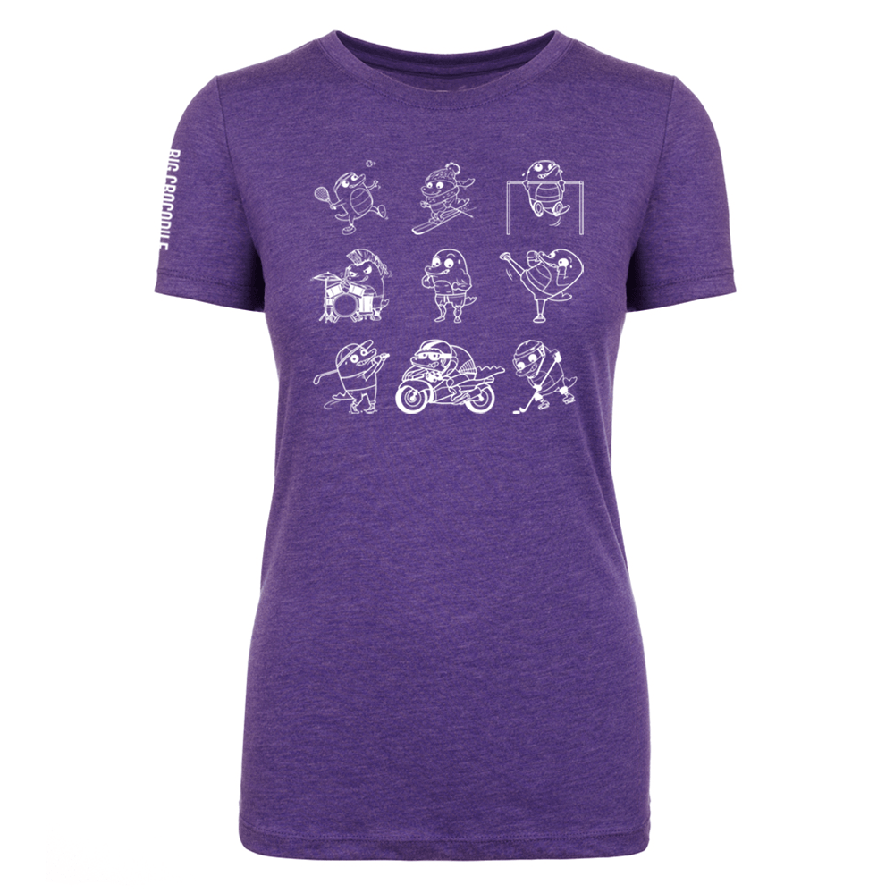 T Shirt - The NINER - Ladies Cut T Shirt