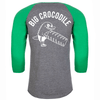 Tyre Flipper Baseball Top - Big Crocodile