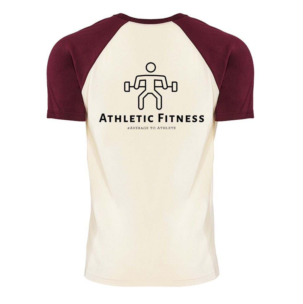 Vest - Athletic Fitness Varsity T Shirt