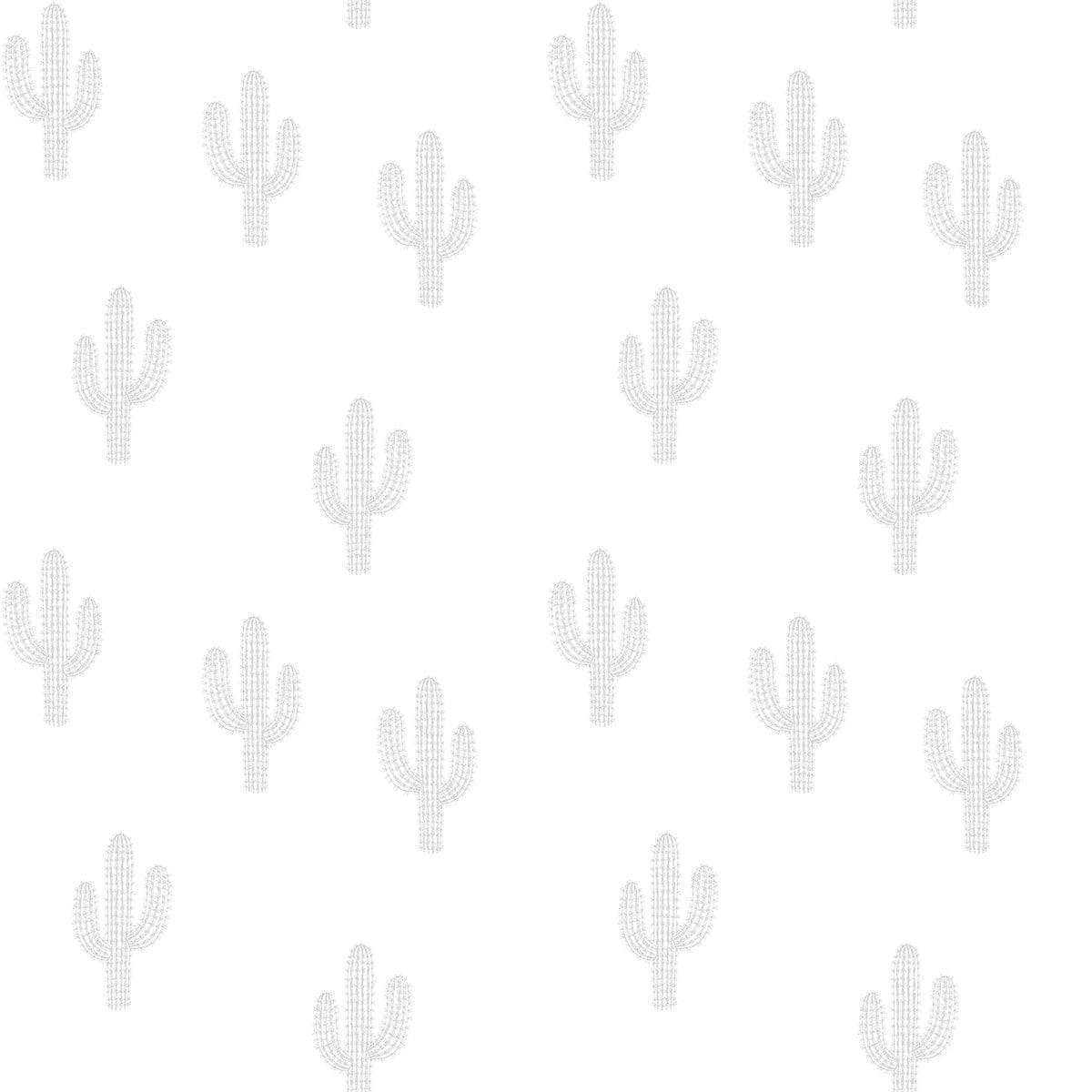 CACTUS GREY Non woven / Easy up-tapet