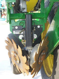 2967 Yetter Planter Mount Pin Adjust Residue Manager