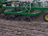 2966-002 Single Wheel Floating Residue Manager for 60/90 Series Opener