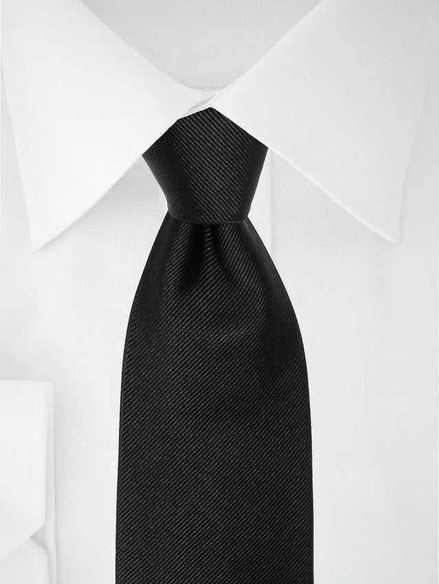 Necktie Black XL